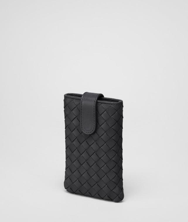 Intrecciato Nappa Blackberry Case