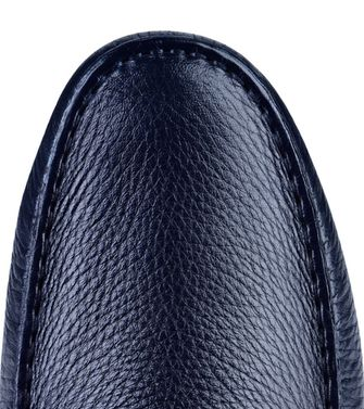 ERMENEGILDO ZEGNA: Loafers Blue - Dark green - 46289411TO
