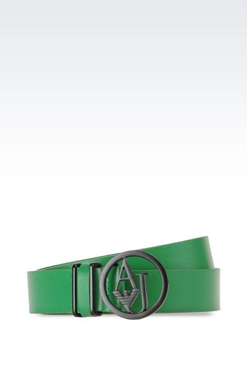 Belts: Textile belts Women by Armani - 1
