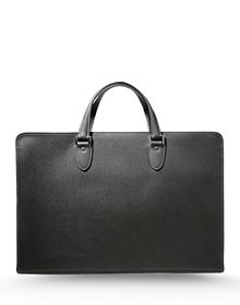 Large leather bag - VALEXTRA