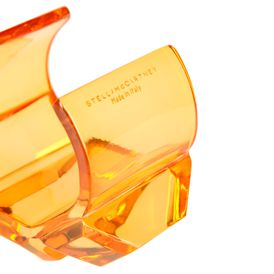 STELLA McCARTNEY, Jewellery, Transparent Plexi Bangle