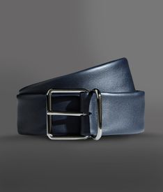 GIORGIO ARMANI - Leather belt