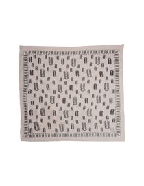 McQ - Square scarf