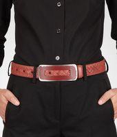 Intrecciato Profondo Nappa Belt