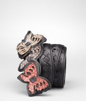 Intrecciato Ayers Butterfly Belt