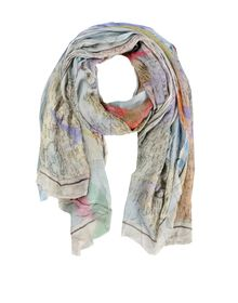 Oblong scarf - FALIERO SARTI