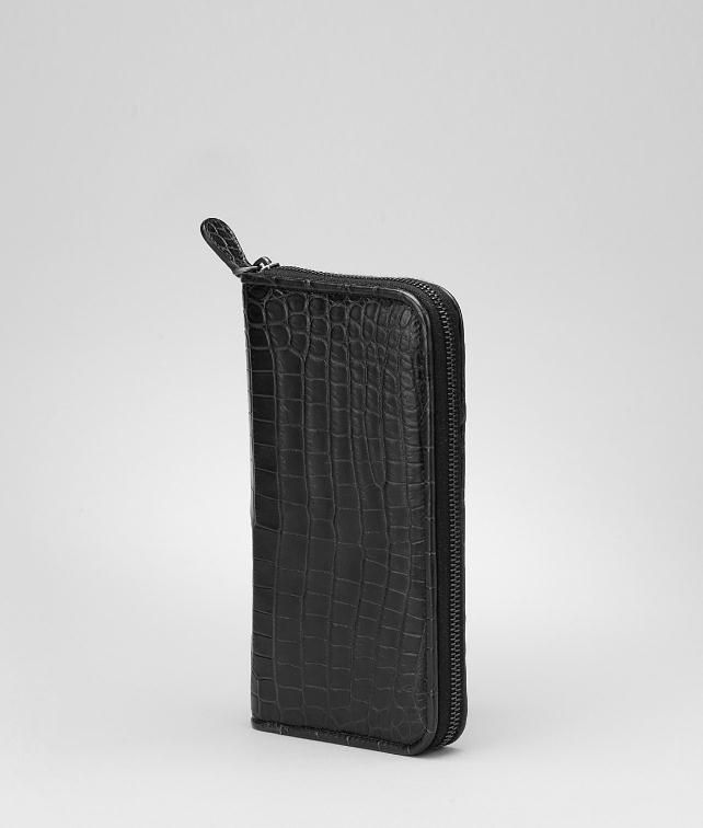 Soft Crocodile Document Case