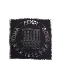 FENDI - Square scarf