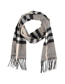 BURBERRY - Oblong scarf