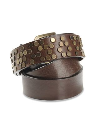 Belts DIESEL BLACK GOLD: CATION