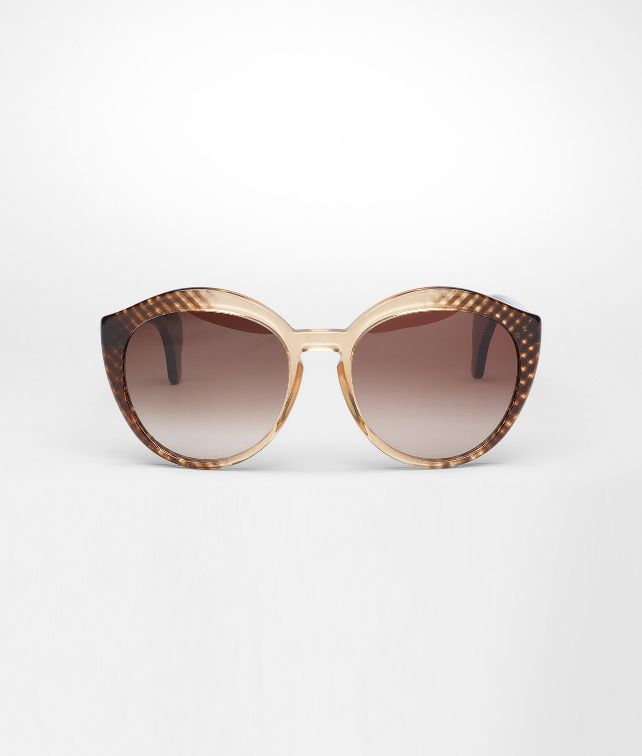 Black Brown Shaded Acetate BV 195/S