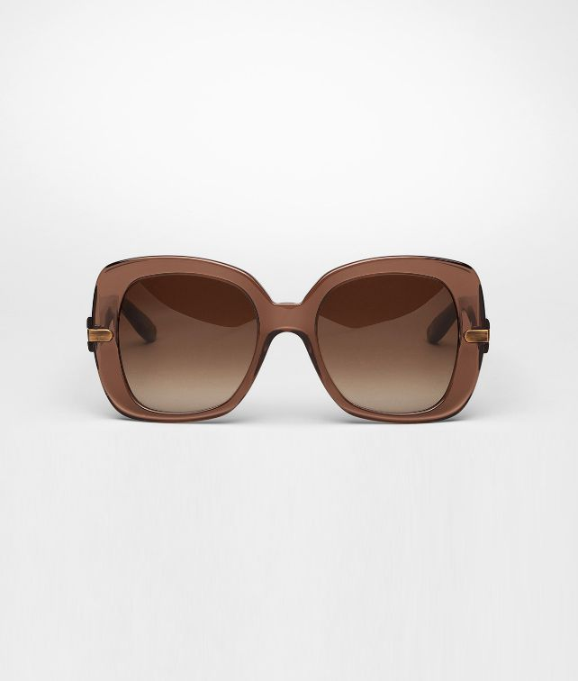 BOTTEGA VENETA Grey Brown Shaded Eyewear BV 229/S Sunglasses D fp