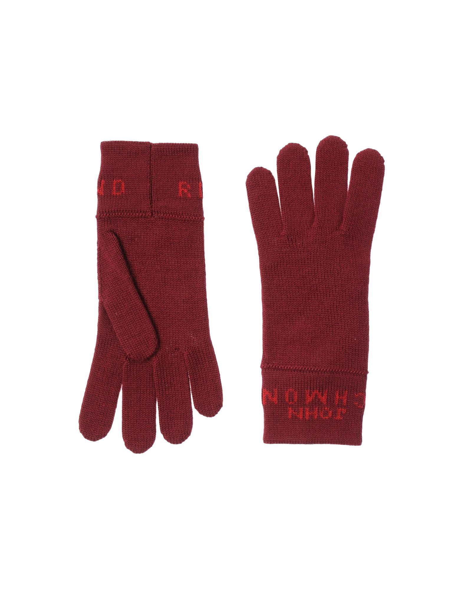 JOHN RICHMOND Gloves  Item 46301678 5