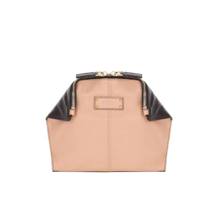 Alexander McQueen, Bi-Color Demanta Cosmetic Case