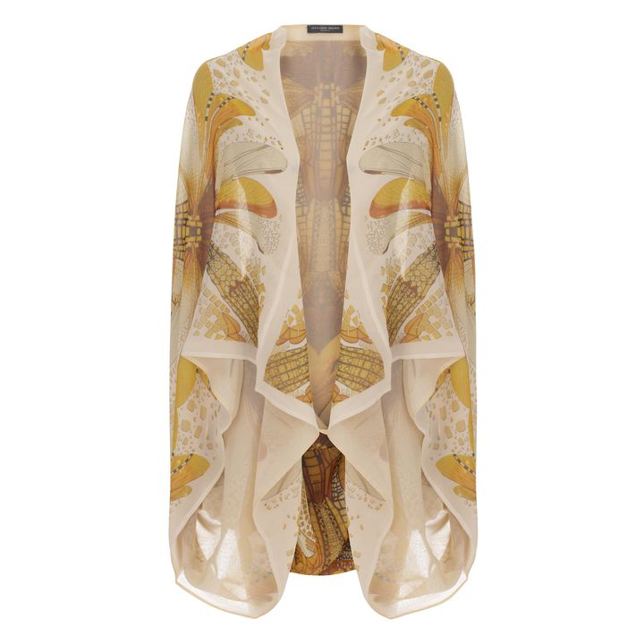 Alexander McQueen, Dragonfly Wing Cape
