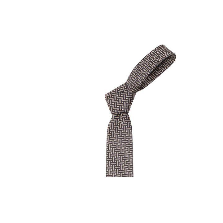 Alexander McQueen, Tile Silk Tie