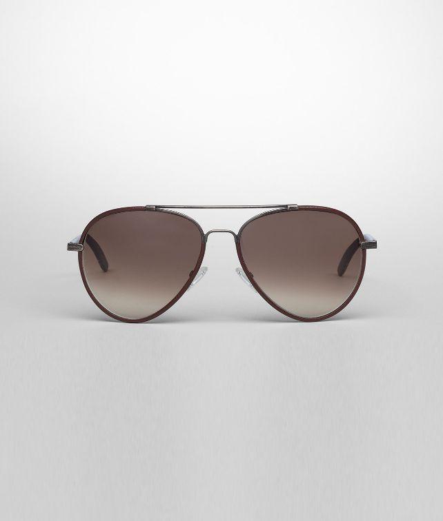 BOTTEGA VENETA Black Grey Shaded Eyewear BV 227/S Sunglasses U fp