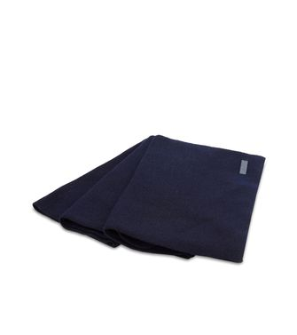 ZEGNA SPORT: Scarf Black - Maroon - Blue - Dark green - 46303391CL