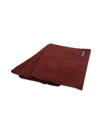 ZEGNA SPORT: Scarf Dark brown - 46303391LO