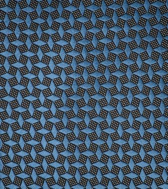 ERMENEGILDO ZEGNA: Tie Blue - Azure - 46303503AS