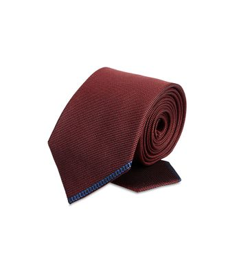 ZZEGNA: Tie Red - Blue - 46303518IH