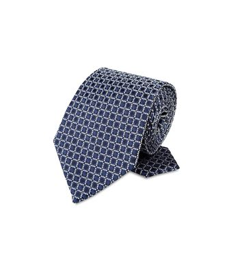 ERMENEGILDO ZEGNA: Tie Orange - Rust - 46303521UW