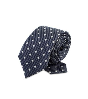 ZZEGNA: Tie Black - 46303552ML
