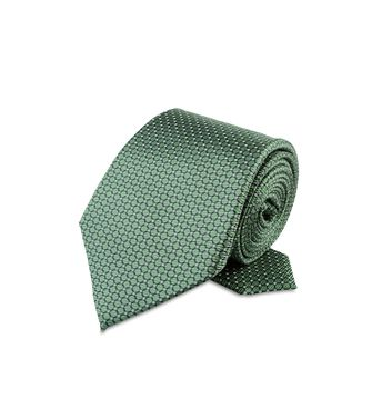 ERMENEGILDO ZEGNA: Tie Maroon - Grey - Steel grey - Brown - Dark brown - 46303556SA