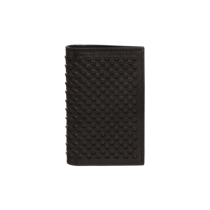 Alexander McQueen, Leather Covered Studded Pocket Organizer