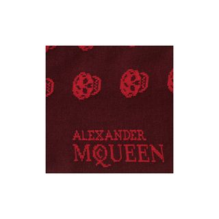 ALEXANDER MCQUEEN, Formal Accessory, Short Skull Socks