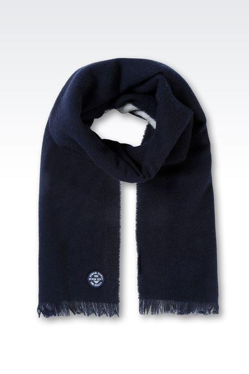 OTHER ACCESSORIES: Scarves Men by Armani - 1
