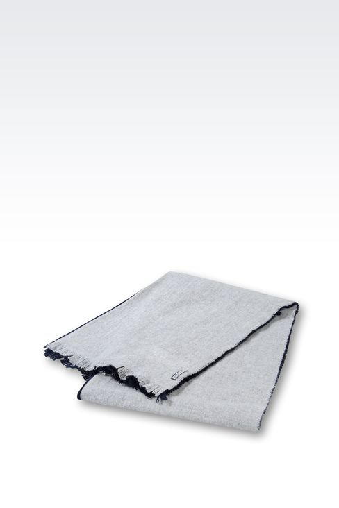 OTHER ACCESSORIES: Scarves Men by Armani - 2