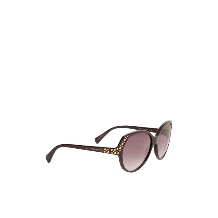 Alexander McQueen, Bubble Stud Sunglasses