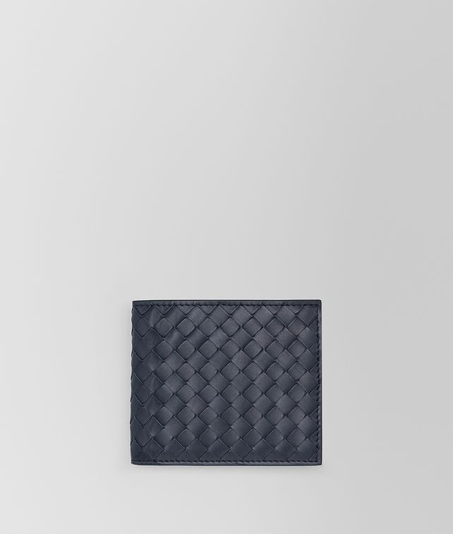 BOTTEGA VENETA WALLET IN LIGHT TOURMALINE INTRECCIATO VN Bi-fold Wallet U fp