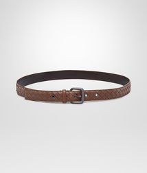 BOTTEGA VENETA - Accessories, Edoardo Intrecciato Nappa Belt