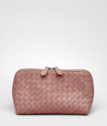 BOTTEGA VENETA - Cosmetic Cases, Watteau Intrecciato Nappa Cosmetic Case