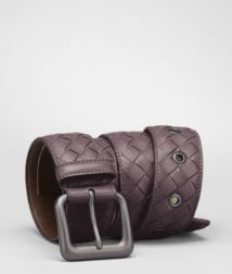 BOTTEGA VENETA - Accessories, Quetsche Intrecciato Nappa Belt