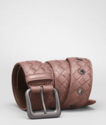 BOTTEGA VENETA - Accessories, Watteau Intrecciato Nappa Belt