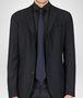 BOTTEGA VENETA Midnight Blue Silk Tie Tie or bow tie U rp