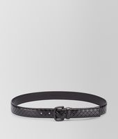 BELT IN NERO CALF
