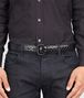 BOTTEGA VENETA BELT IN NERO CALF Belt U ap