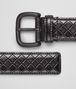 BOTTEGA VENETA BELT IN NERO CALF Belt U rp