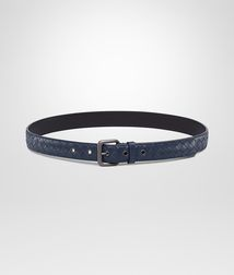 BOTTEGA VENETA - Accessories, Light Tourmaline Intrecciato VN Belt