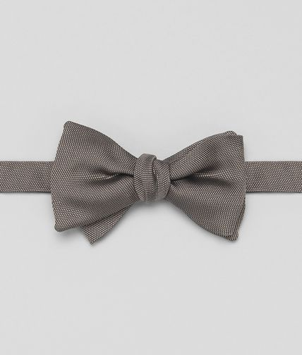 BOTTEGA VENETA - Silk Bow Tie