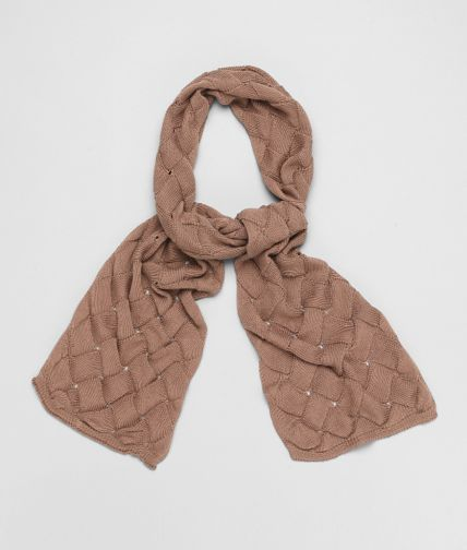 BOTTEGA VENETA - Silk Cotton Scarf