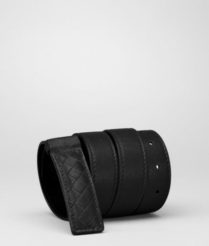 BOTTEGA VENETA - Washed Vintage Calf Belt