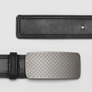 Waxed Leather Belt - Belt - BOTTEGA VENETA - AI13 - 470