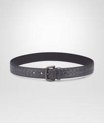 BOTTEGA VENETA - Accessories, Ardoise Intrecciato VN Belt