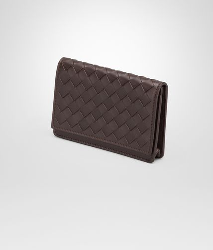 BOTTEGA VENETA - Intrecciato Vn Business Card Case