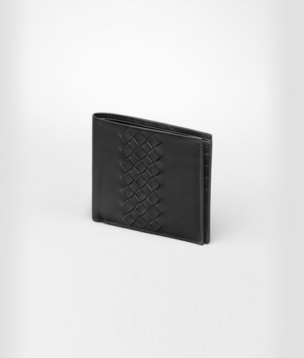 BOTTEGA VENETA - Intrecciato Light Calf Wallet